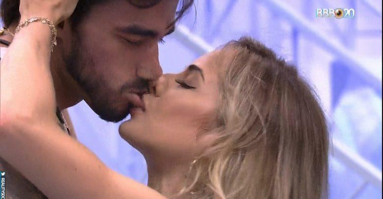 BBB 2020 tem beijo de Gabi e Guilherme