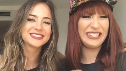 Antes do BBB 20, Bianca Andrade e Gabi Martins já gravaram vídeo juntas | Hora Brasil