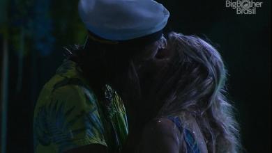BBB 2020: Marcela e Daniel se beijam; veja vídeo