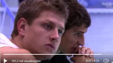 BBB 2020: Lucas e Prior se assustam ao saber o número de seguidores de Marcela no Instagram; veja vídeo