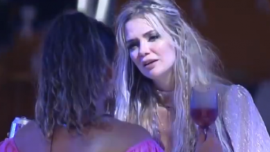 BBB20: Marcela desabafa com Gizelly sobre Daniel e fala em 'pular fora'