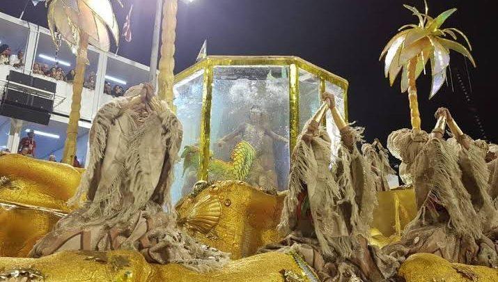 Resultado de imagem para campeã do carnaval 2020 rj