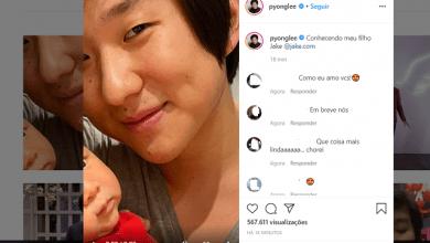 BBB 2020: Pyong conhece o filho Jake