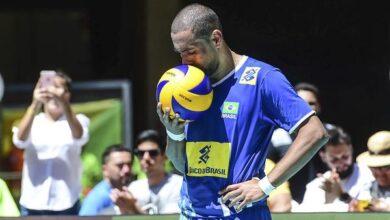Serginho tem quatro medalhas olímpicas (Wander Roberto/Inovafoto/CBV)