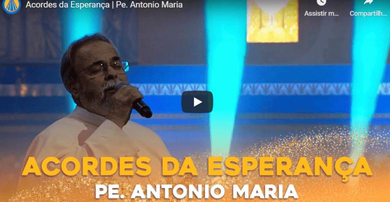 Pe. Antonio Maria fez show no Santuário de Aparecida vazio